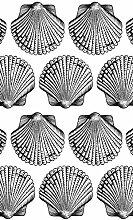 Myspotti mySPOTTIlook Shells Black, 60x100cm
