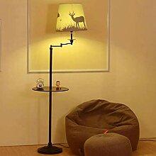 MYSR Stehleuchte Schlafzimmer Modern, Wohnzimmer