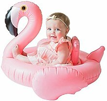 Mystery&Melody Riesige Rose Gold Flamingo Float