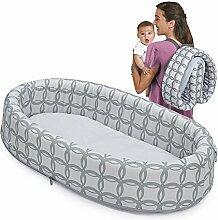 myun Tragbare Babyreisebett Krippe