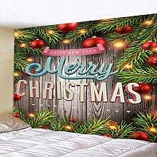 myvovo Baum Holz Laternen Weihnachten Polyester