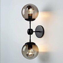MYY Doppelt Wandleuchte Lampe Eisen Materialien