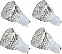 MYY GU10 LED-Glühbirne 5W 6500K Kaltes Weiß