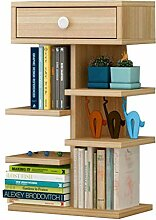 MYYDD Bücherregal modern minimalistisches