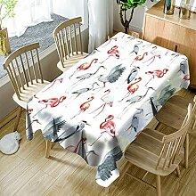 Myzixuan Europäischen Tisch Stoff Baumwolle Hanf
