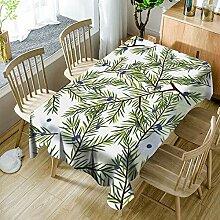 Myzixuan Idyllische frische grüne Pflanze Tisch