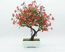 Myzixuan Simulation Blume Eingemachte Früchte
