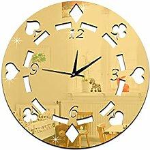 Mzl Schlafzimmer Wohnzimmer dekorativen Uhr