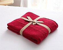 MZMZ-Strick aus Baumwolle Thema Decke