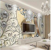 mznm 3D Fototapete Tapete für Wände 3D