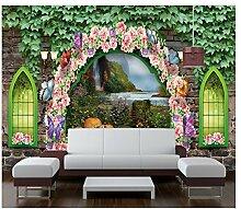 mznm Foto 3D Tapete Wandbild Tapete für Wände 3D