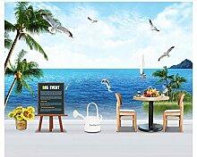 mznm Fototapete 3D Wandtapete für Wände 3D