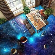 mznm Fototapete Cosmic Galaxy Starry Sky 3D PVC