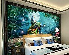 mznm Tapete für Wände 3D Home Decor Wandbild