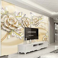 Mznm Wandtapete für Wände, 3D-Mode,