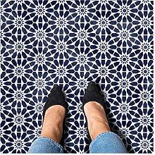 MZOURA Hexagon Fliese Wand Möbel Schablone für
