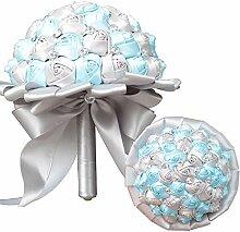 mzq Braut Blumenstrauß Hochzeit Geschenk