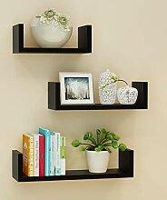 MZSCS Wall Shelf Free Stanzen Wohnzimmer Lagerung