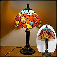 MZW Sonnenblume Tischlampe - Europäische