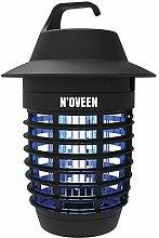 N'OVEEN - Elektrische Mückenlampe 5 W bis 40