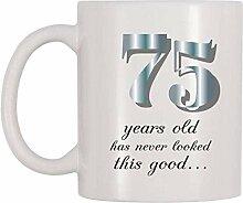 Geschenkideen zum 75