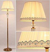 N / A American Retro Kristall Stehlampe,