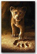 N / A Der König der Löwen Filmplakat Wandkunst