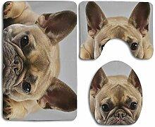 N\A Entzückende französische Bulldogge Brown