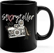 N\A Geschichtenerzähler Kamera Fotografie
