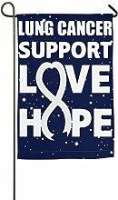 N/A Liebe Hoffnung Unterstützung Lungenkrebs
