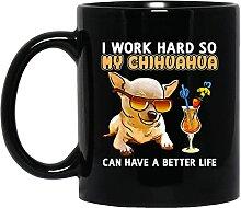 N\A Lustiger Chihuahua Chihuahua Liebhaber