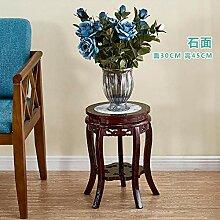 N / A Massivholz Blumenständer Chinesischen