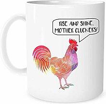N\A Mutter Keramik Kaffee Teebecher-Kaffee Tee