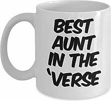 N\A Nerd Tante Geschenke Beste Tante in der