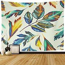 N\A Tapisserie Wandbehang Insel Hawaii Tropische