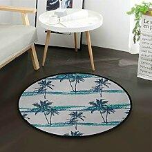 N\A Teppiche Wohnzimmer Kokosnussbaum