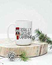 N\A Total Crushin Weihnachtsbecher