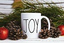 N\A Weihnachtsbecher Joy Mug Kaffeetasse