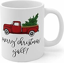 N\A Weihnachtsmann Kaffeebecher Weihnachtsbecher
