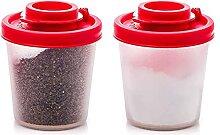 N/AB Salz und Pfeffer Streuer, im Freien Küchen