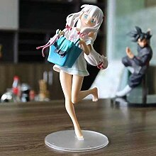 N/X Anime Statue Lehrer Eromanga und Izumi Samo