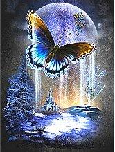 N/X Diamantmalerei Schmetterling