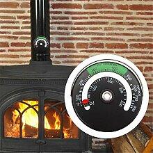 N/Z Kaminthermometer,Magnetisch Ofen