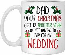NA Weihnachtsbecher für Papa - EIN weiteres Jahr