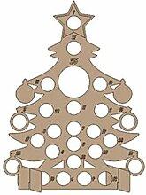 NA/ Yintiod Handgemachte hölzerne Weihnachts