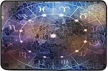 Naanle Kreis mit Schilder von Sternzeichen Eingang
