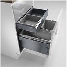 Naber Abfallsammler Cox® Base 360 S/500-3 mit
