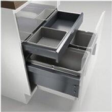 Naber Abfallsammler Cox® Base 360 S/600-3 mit