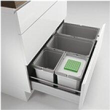 Naber Abfallsammler Cox® Box 235 S/800-4 Bio
