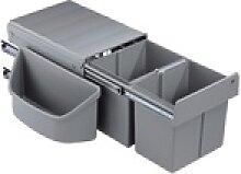Naber Abfallsammlersystem Corner Boy 2 (für